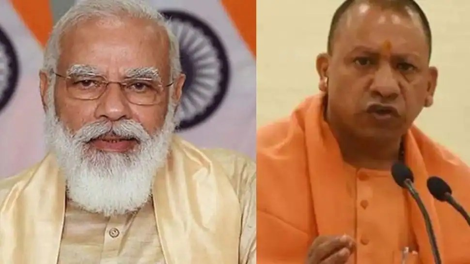 From development to vaccine administration, PM Narendra Modi is all praise for Adityanath's 'double engine' sarkar