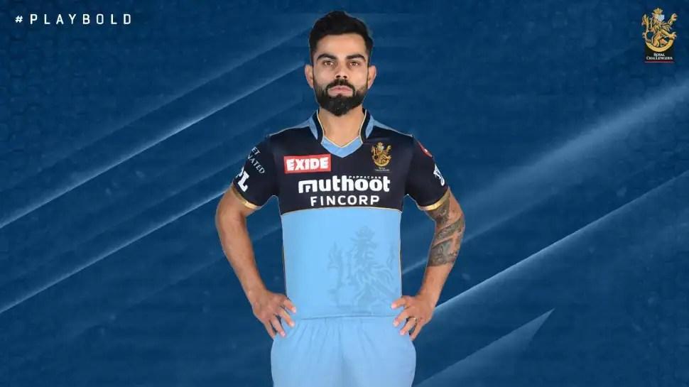 IPL 2021: Virat Kohli-led RCB to sport blue jersey against KKR on September 20, here's why