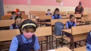 Madhya Pradesh reopens schools at 50% capacity from today as COVID-19 cases decline in the state