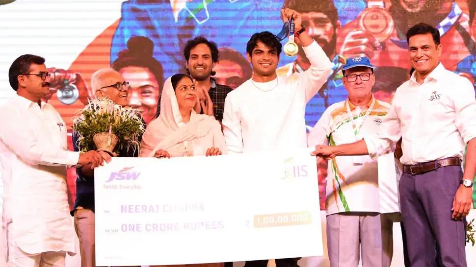 Neeraj Chopra says Tokyo Olympics gold medal is start of India's 'global success'