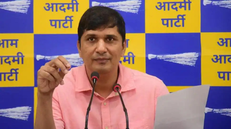 Punjab, Haryana, UP, Rajasthan failed to take measures to check stubble burning: Saurabh Bhardwaj
