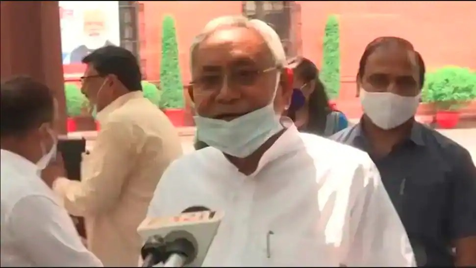 Will not change the name of Bakhtiyarpur, says Bihar CM Nitish Kumar