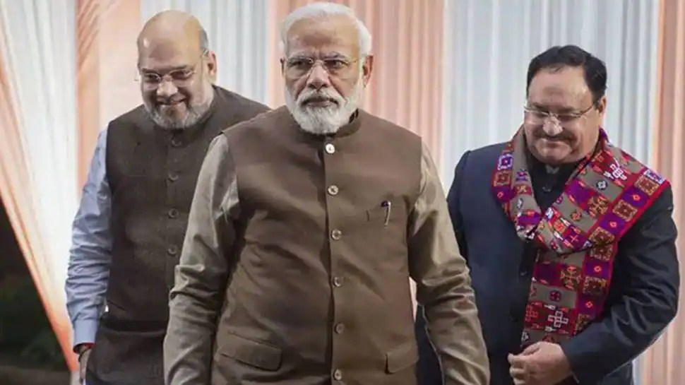 Ahead of 2022 UP Assembly election, BJP top leaders met to discuss poll strategy
