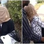 Caught on digital camera: Mob forces girl to take away burqa and hijab in Madhya Pradesh, 2 held | viral Information