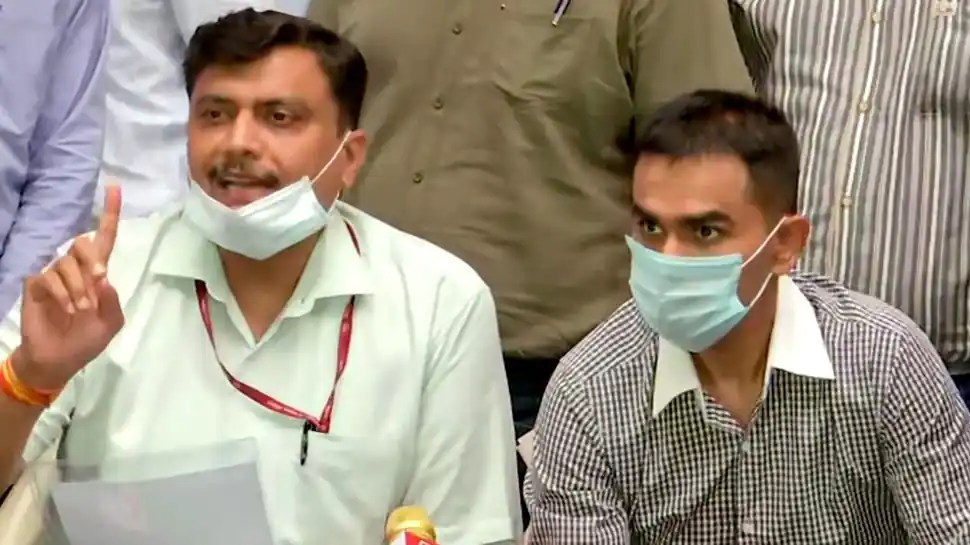 Drugs case: NCB officials meet Mumbai Police officials, allege being followed by cops