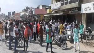Four killed, 15 injured as speeding car rams Durga immersion procession in Chhattisgarh
