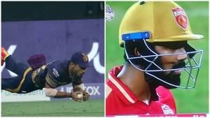 IPL 2021: Ex-cricketers, fans slam third umpire for declining KL Rahul's crucial catch during PBKS vs KKR