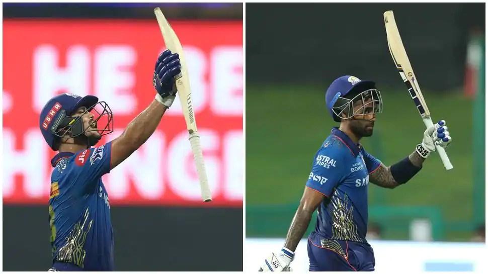 IPL 2021: Ishan Kishan, Suryakumar Yadav raise Mumbai Indians' playoffs hope
