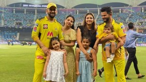 MS Dhoni and wife Sakshi expecting second child in 2022? Social media abuzz a day after CSK's IPL 2021 win