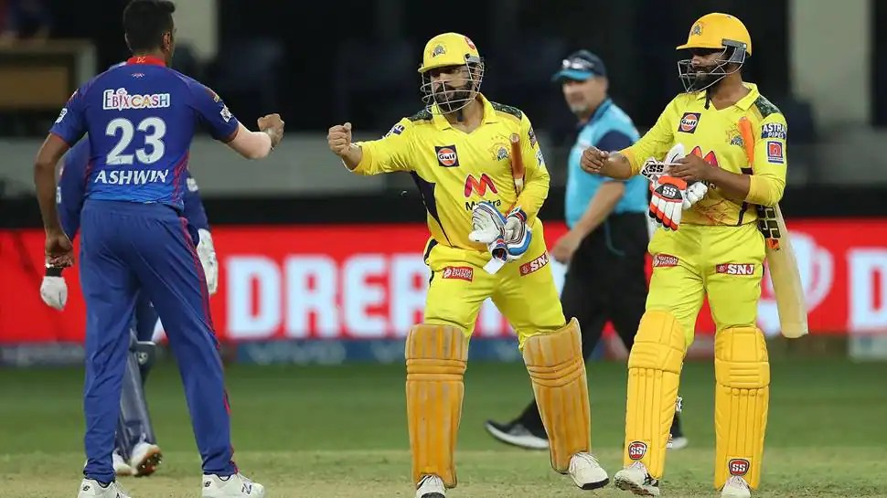 MS Dhoni's Chennai Super Kings reach IPL 2021 finals, beat Delhi Capitals by four wickets