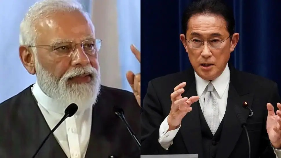 PM Narendra Modi talks to Japan's new prime minister, enhancing cooperation in Indo-Pacific key agenda