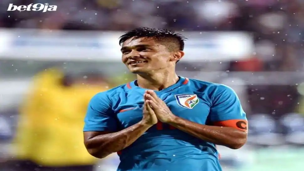 Sunil Chhetri equals THIS record of Pele after scoring his 77th goal for India