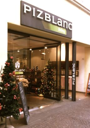 Entrata Pizblanc
