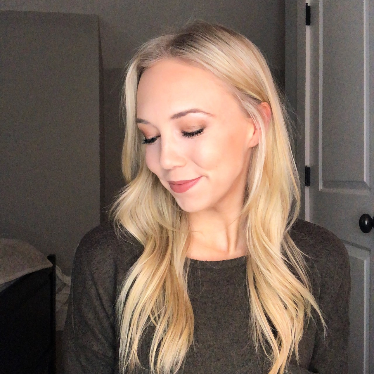 My Everyday Hair and Makeup Look