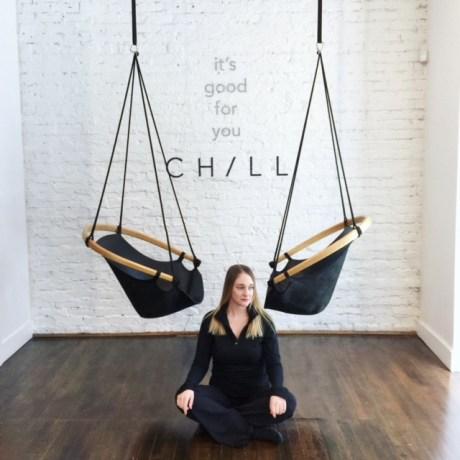 Meditation class at Chill