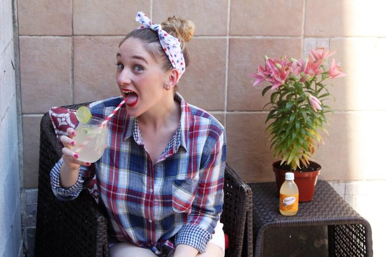 Barritt's Ginger Beer cocktail Recipe for summer