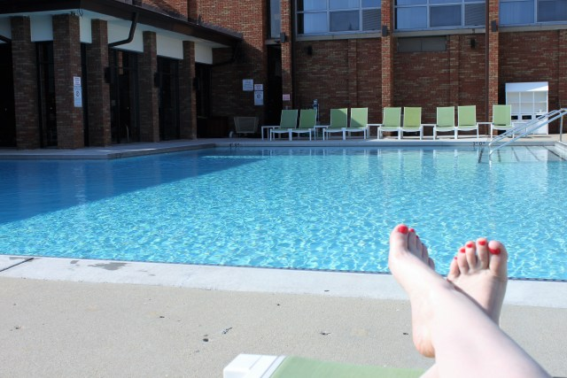 staycation at the marriott lincolnshire resort