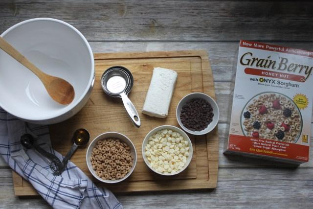 Honey Nut Cream Cheese Balls Recipe