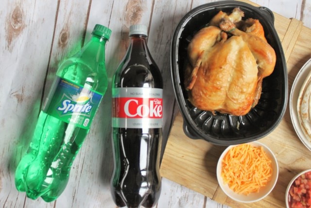 Coca cola products available at Jewel-Osco