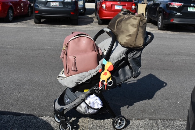 Traveling with a baby can be stressful, but here are a few tips I have learned along the way to help make travel a little easier.