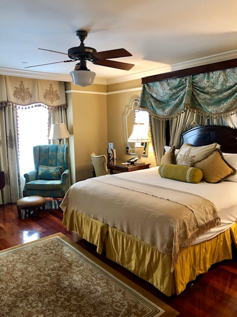 The Ritz Carlton is a beautiful building with great food, top notch service and the best experience for a couples trip. This is a typical King size room.