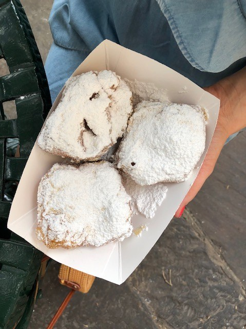 Cafe Beignet New Orleans is one of the best places for beignets