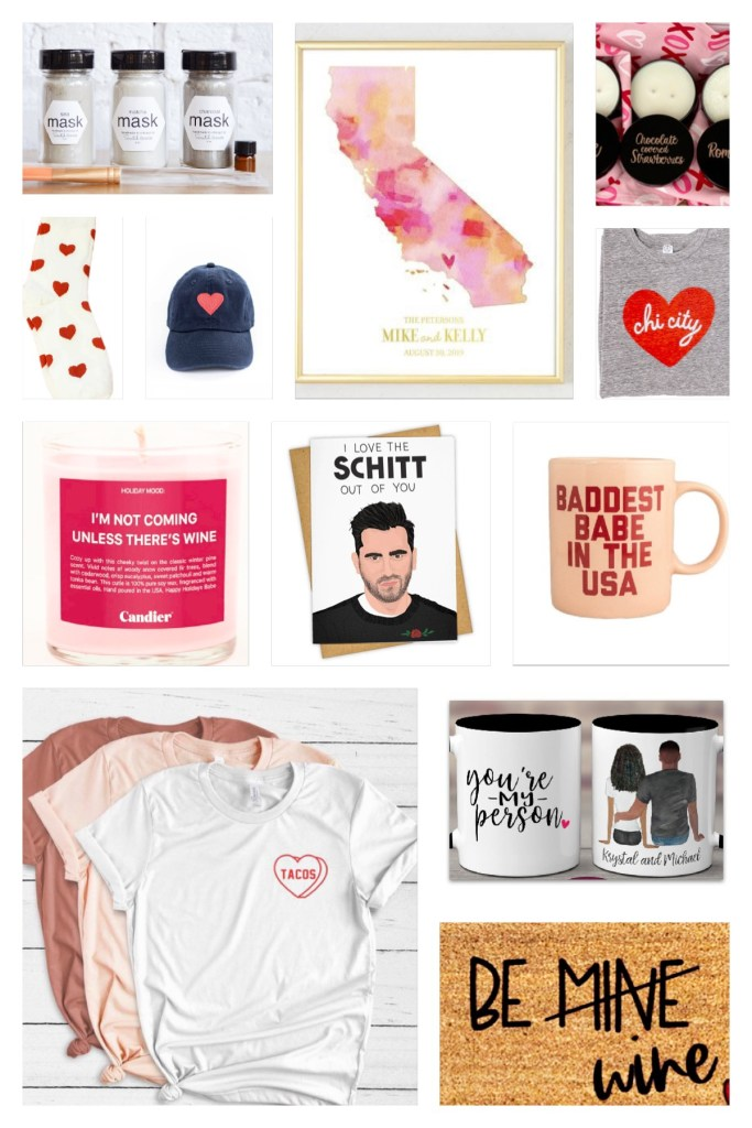 Small business and local Valentines Day Gift Guide