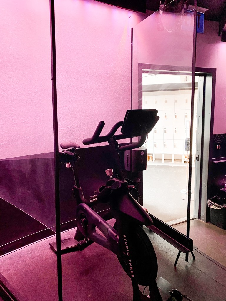 Studio Three indoor working out gym review