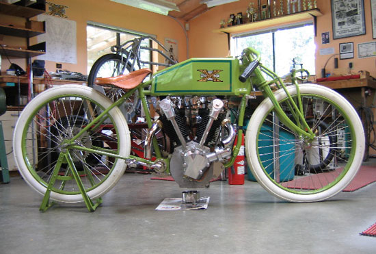 1919 Excelsior Boardtracker