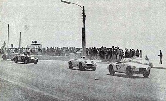 Tijuana Road Races