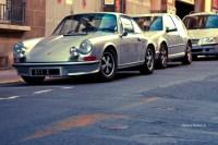 """""""911, E"""" - Porsche 911 E 2.4L."""