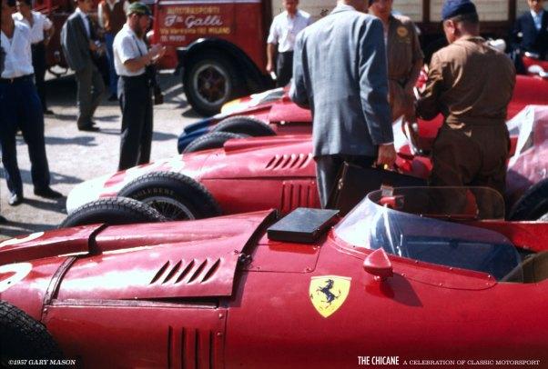 FerrariPaddock3.ItalianGP.1957