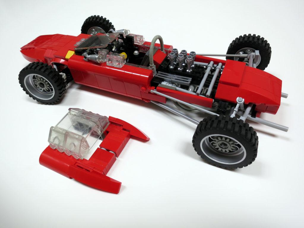 Bob Alexander's Amazing Lego Racing Cars – The Chicane