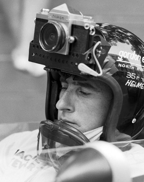 Jackie Stewart for Nikon
