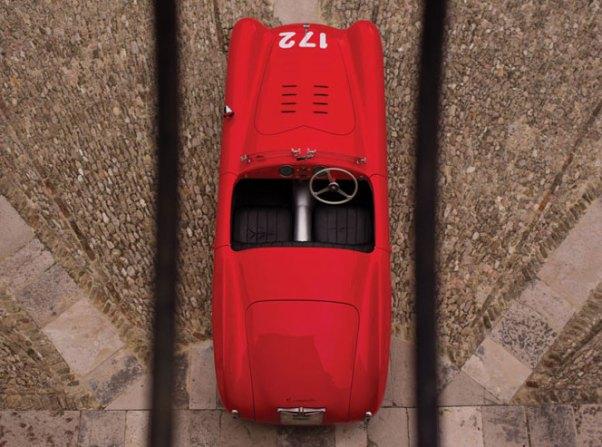 1947 Cisitalia 202 Spider Nuvolari