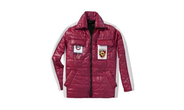 Porsche factory driver's jacket