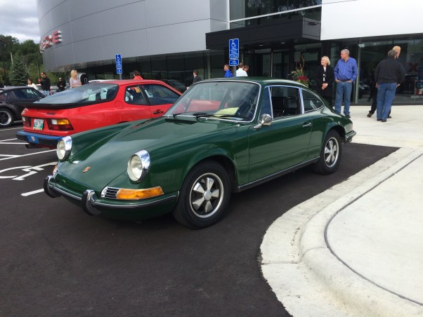 Unrestored 1970 911T originally purchased at Carousel Porsche Audi
