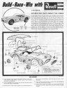 Revell Cobra Slot Car Assembly Instructions