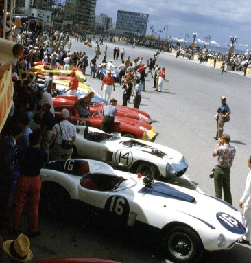 Cuban Grand Prix in Havana, 1957