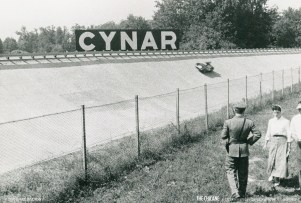 Race of Two Worlds. Monza. 1957.