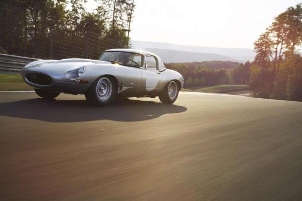 New Jaguar E-Type Lightweight