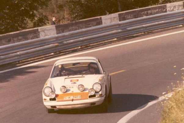 911R #11899 005R in the 1969 Tour de France