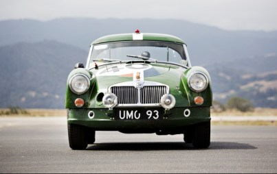 1960 MG Works Team MGA