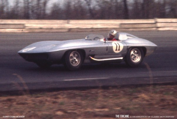 Gary Mason's 1960 SCCA Nationals - Bill Mitchell Stingray