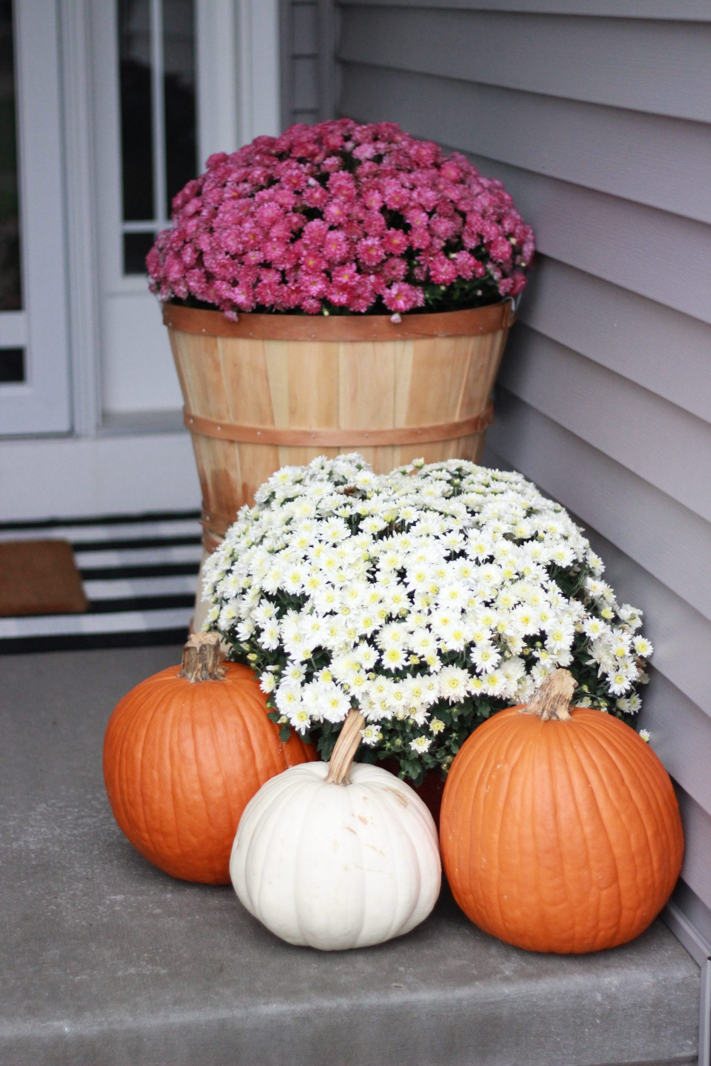 Mum's the Word: Fall Stoop Refresh