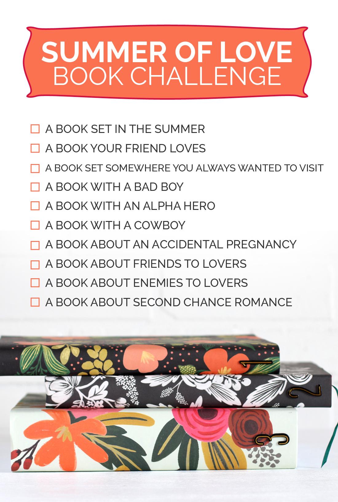 Rachel Hollis Summer Book Challenge Post
