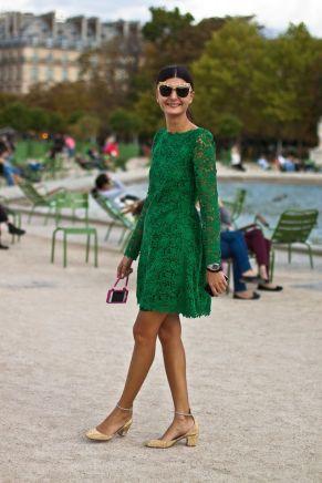 green-lace-dress