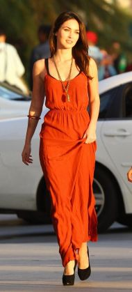 megan-fox-maxi-dress