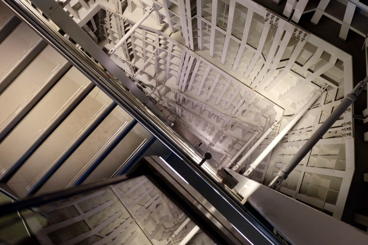 Vertigo Photo: Olivia Deng