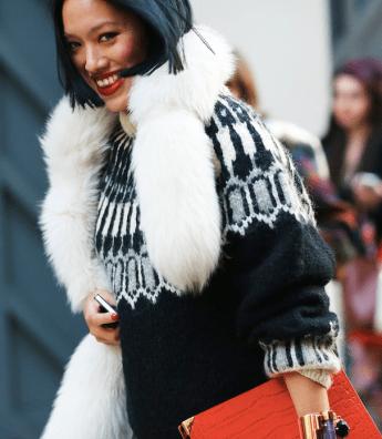 white-fur-scarf